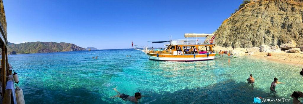 Suluada Maldivler Plajı (Küçük Plaj)